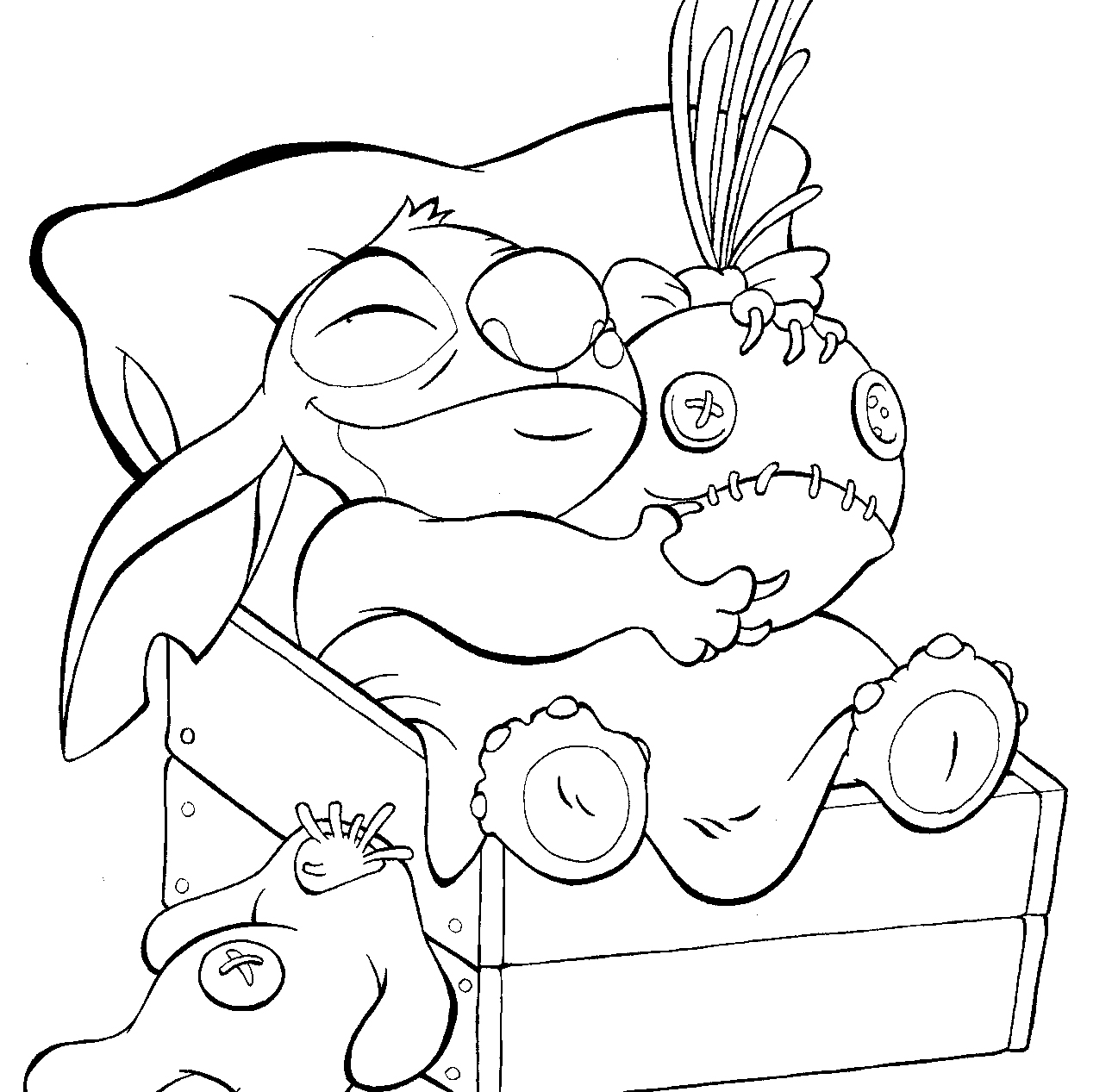 lilo and stitch pictures to print lilo and stitch coloring pages say hi free printable to print and lilo pictures stitch