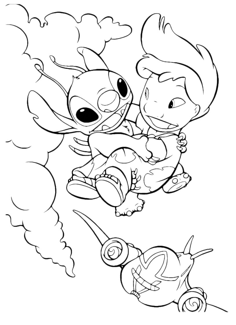lilo and stitch pictures to print lilo and stitch coloring pages40 coloring pages for kids pictures to and stitch lilo print