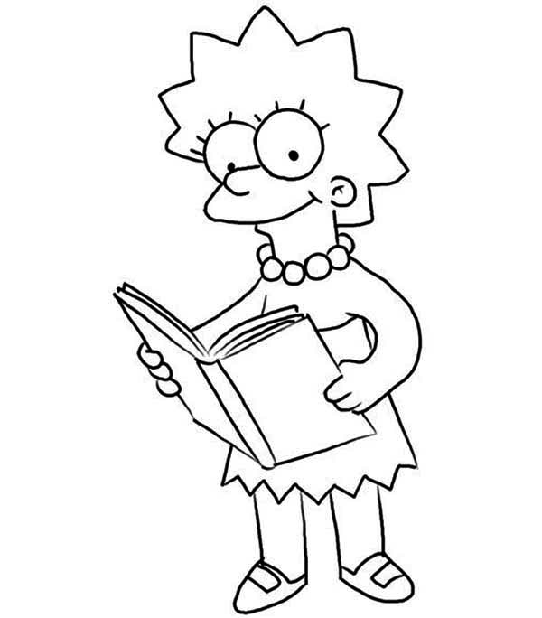 lisa simpson coloring pages coloring lisa simpson picture pages coloring lisa simpson