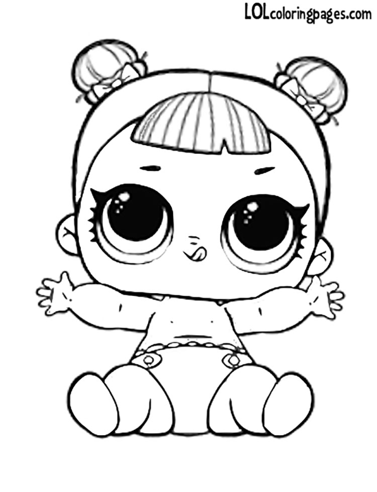 lol doll cat coloring pages kitty kitty lol surprise doll coloring page lotta lol lol pages coloring cat doll