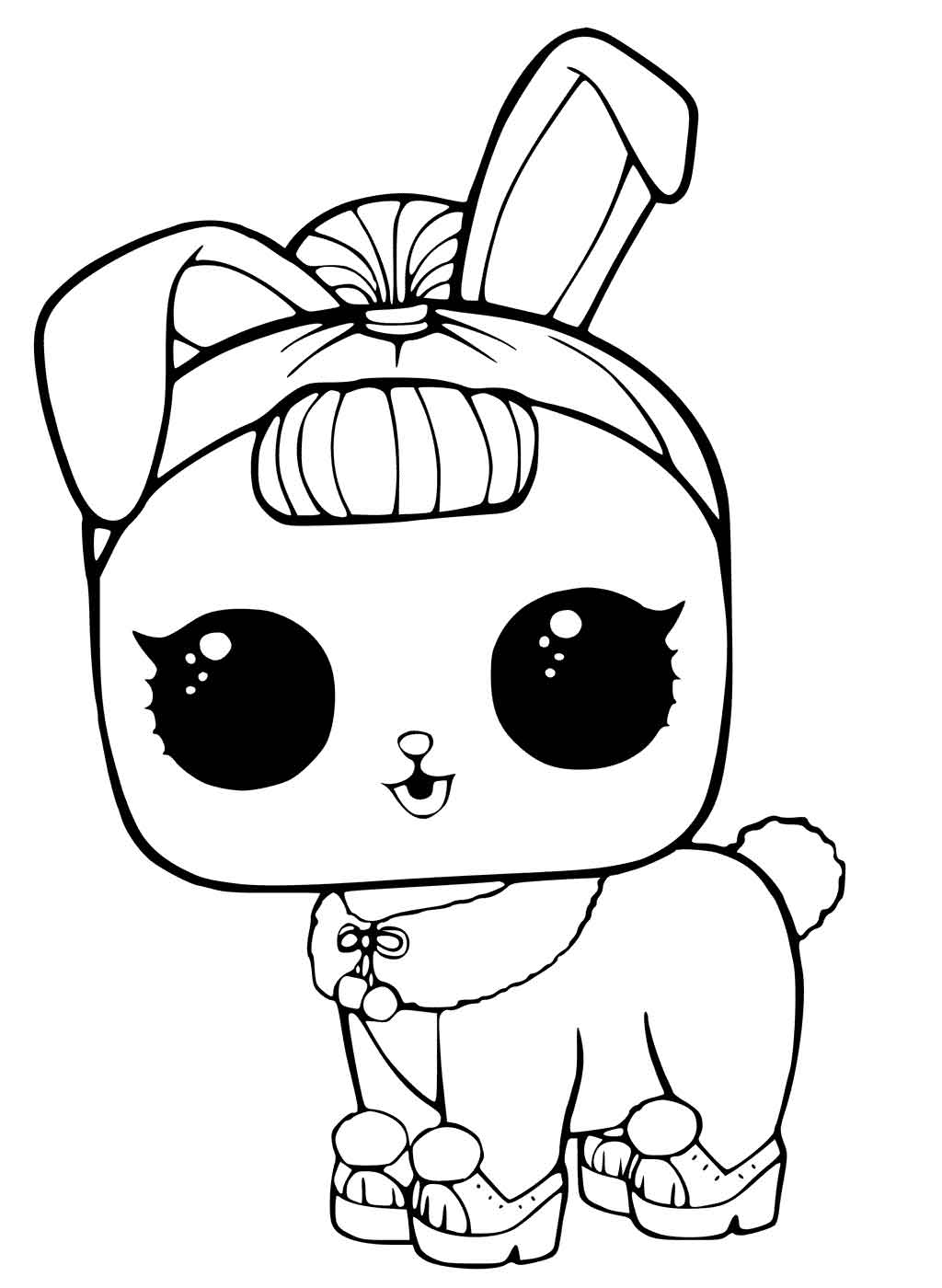 lol doll cat coloring pages lilbabycatjpg 392465 pixels lol dolls baby coloring pages cat coloring lol doll