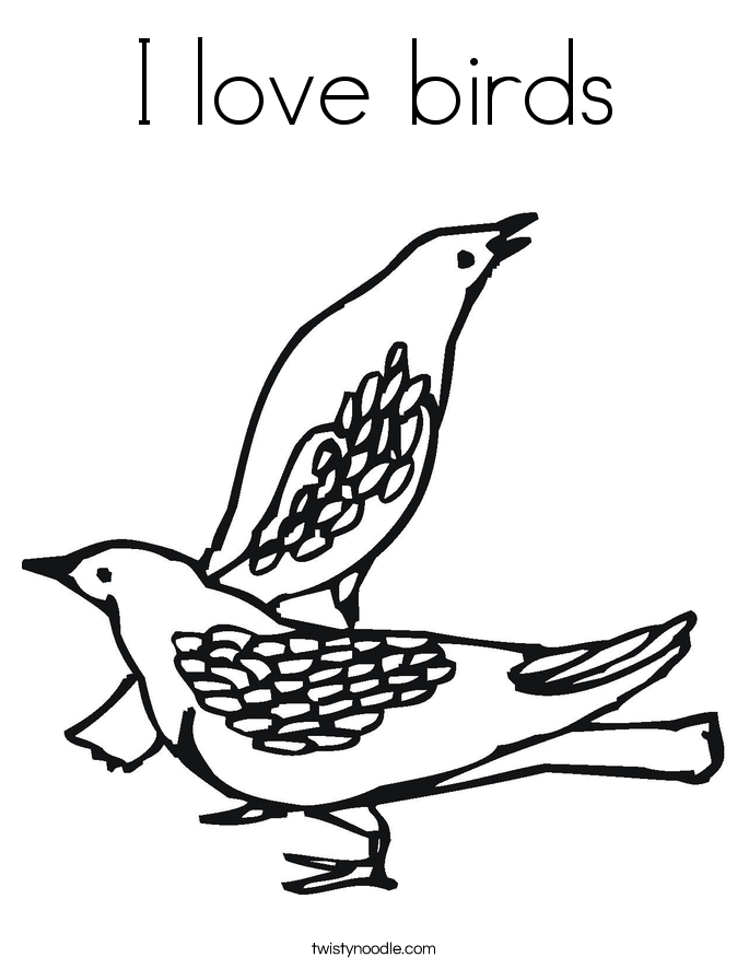 love birds coloring pages cuddly love birds coloring pages surfnetkids birds love pages coloring