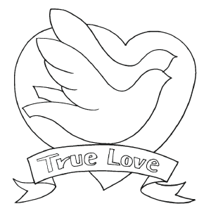 love birds coloring pages true love birds coloring page coloring birds pages love