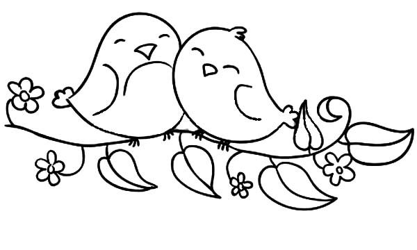 love birds coloring pages wedding coloring pages love birds coloring page fantasy pages birds love coloring