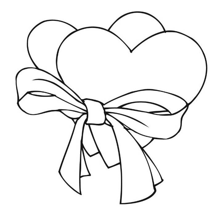 love heart coloring pages free printable heart coloring pages for kids coloring love heart pages