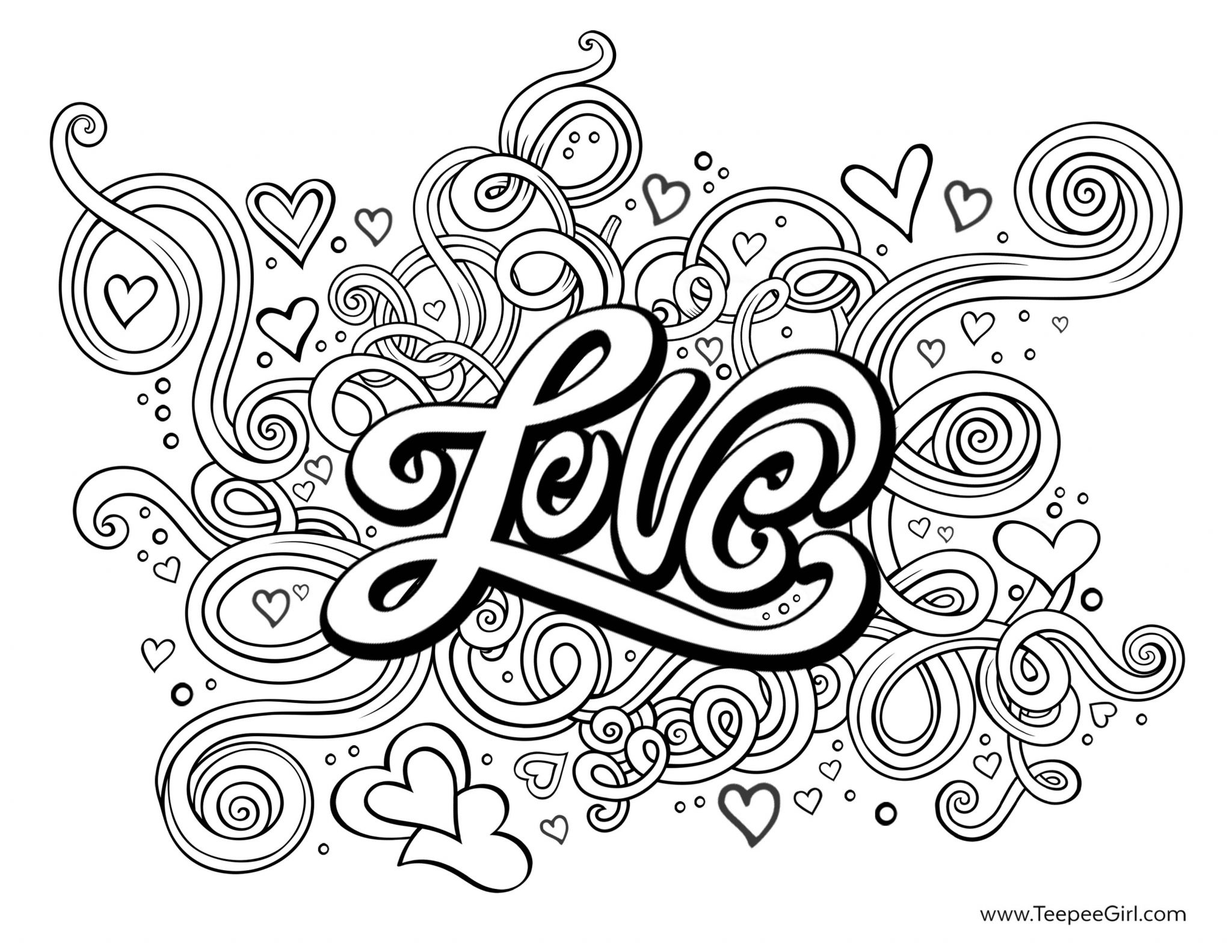 love heart coloring pages free printable heart coloring pages for kids coloring love pages heart