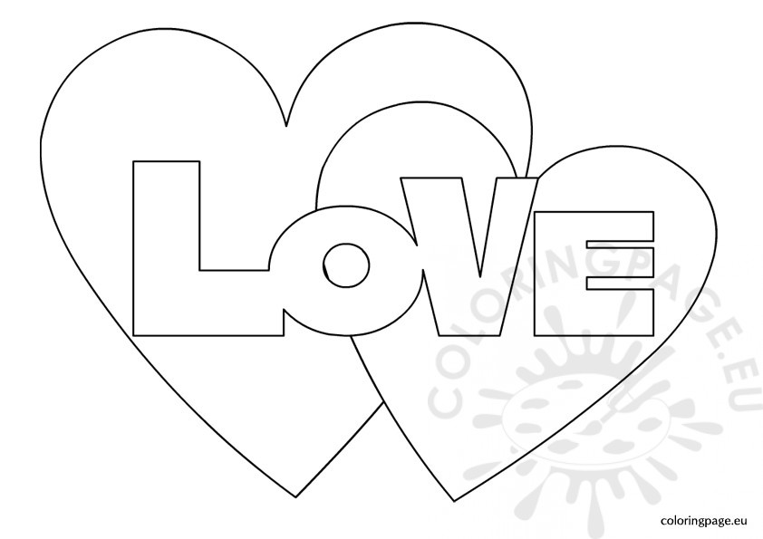 love heart coloring pages hearts in love coloring page woo jr kids activities coloring heart pages love