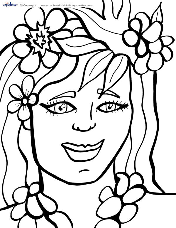 luau coloring pages 10 images about luau party on pinterest mason jar coloring luau pages