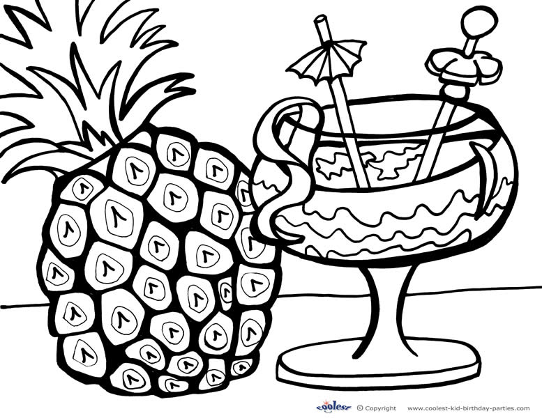 luau coloring pages luau coloring pages birthday printable luau pages coloring