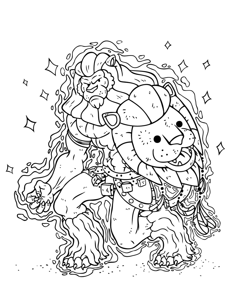 magic coloring page magic coloring pages magic page coloring