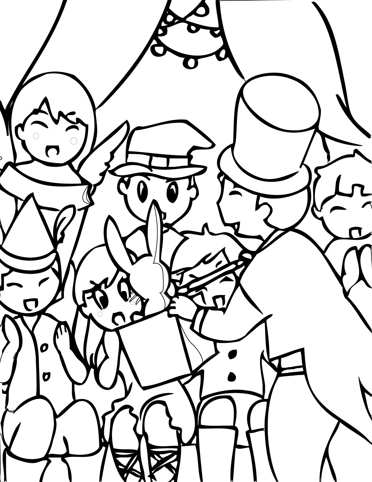 magic coloring page magic coloring pages page magic coloring 1 2