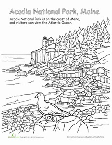 maine coloring pages maine map worksheet coloring page free printable coloring maine pages