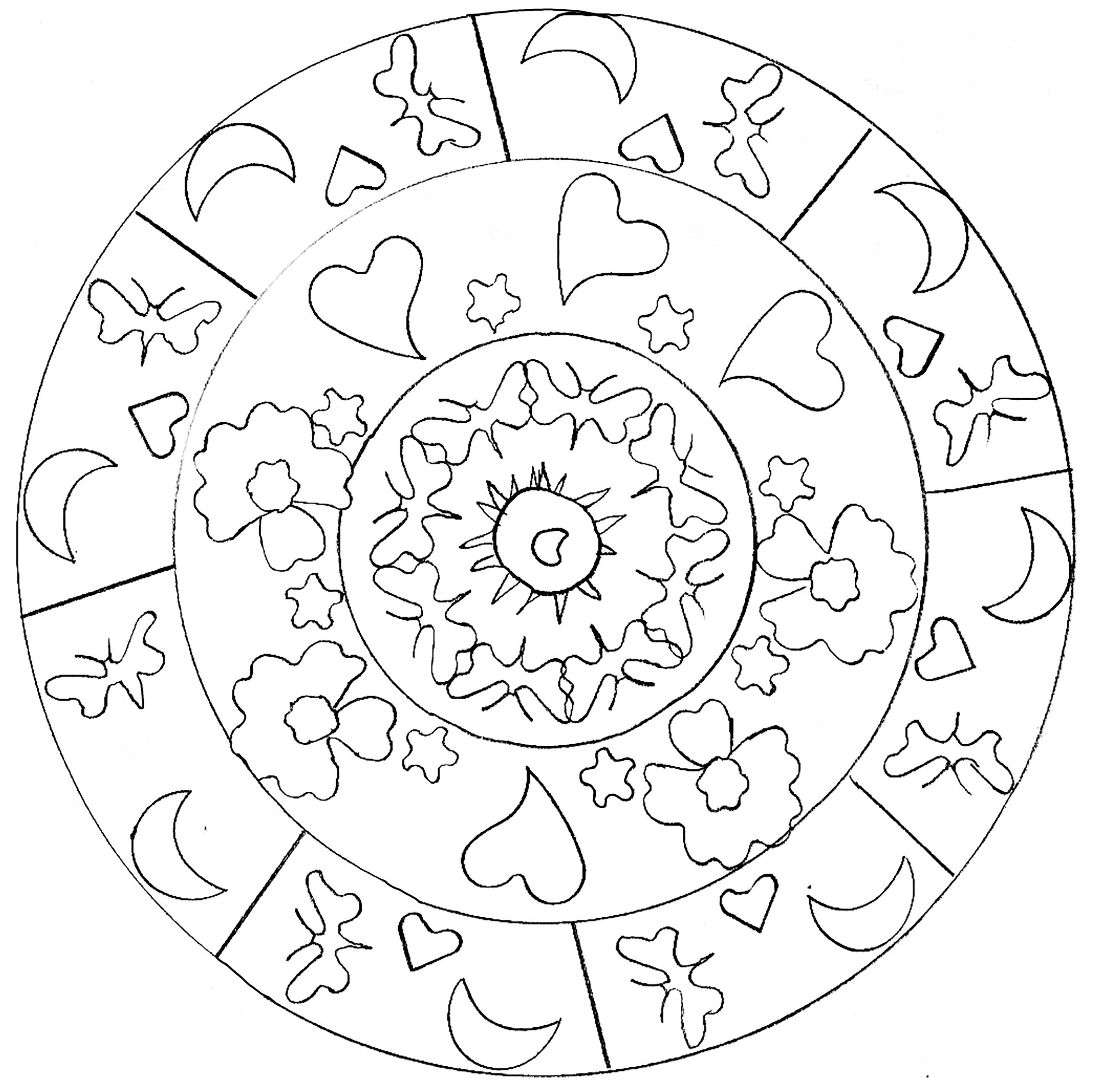 mandala hand coloring pages color pictures for kids coloring wall mandala pages coloring hand