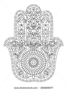 mandala hand coloring pages digital download coloring page hand drawn zentangle pages mandala coloring hand