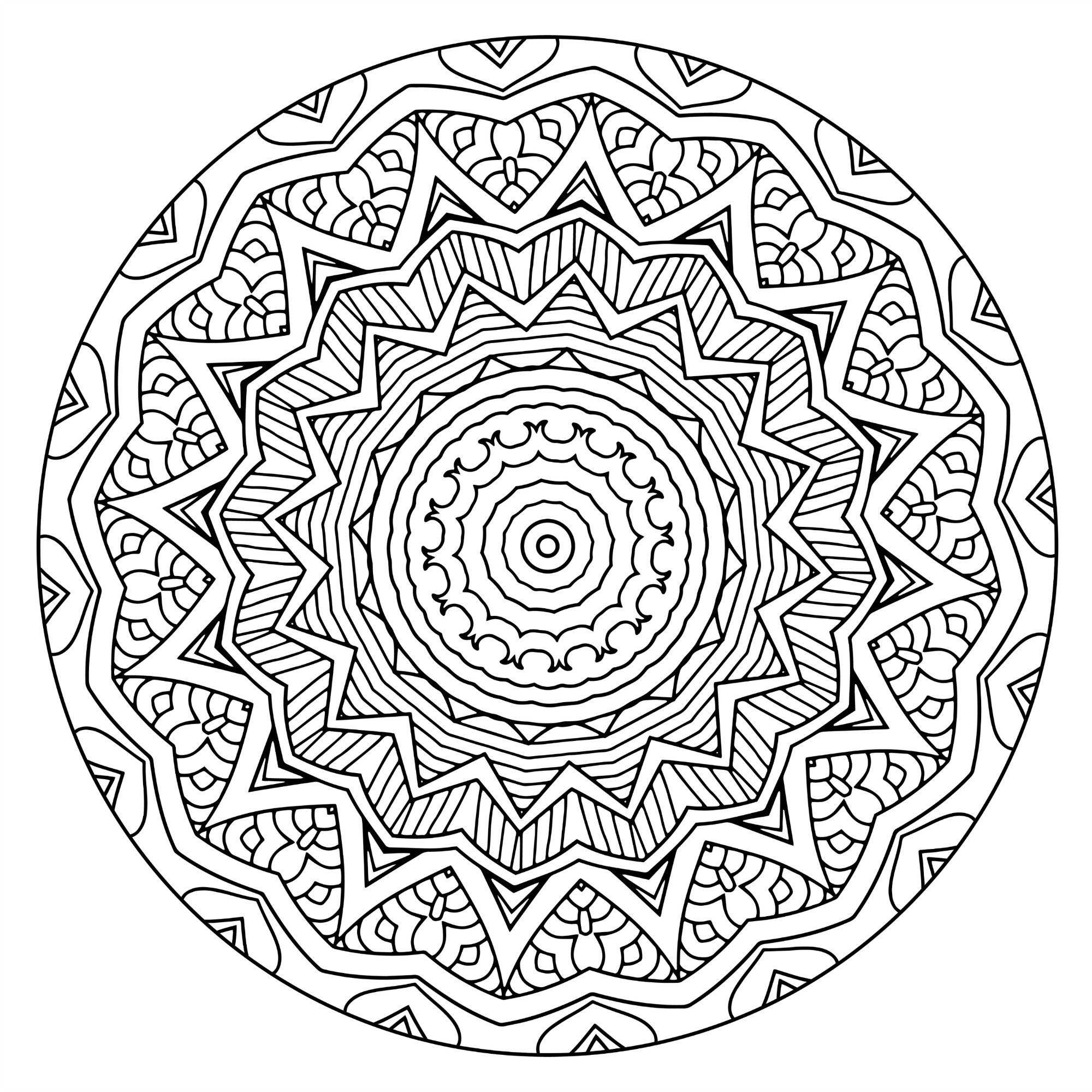 mandala hand coloring pages mandala namaste hand drawn adult coloring page by mauindiarts coloring pages hand mandala