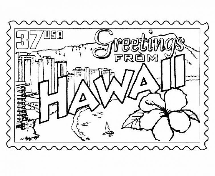 map of hawaii coloring page hawaii wordsearch crossword puzzle and more map coloring of hawaii page