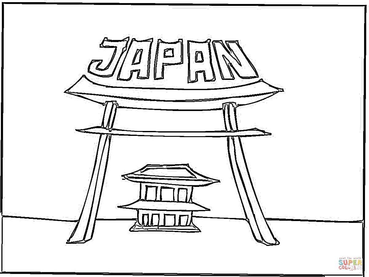 map of japan coloring page japan flag coloring page coloring home page japan coloring of map