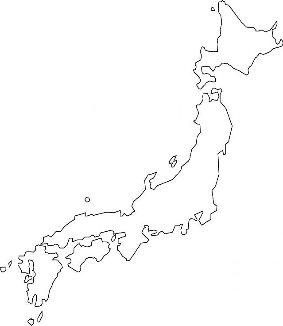 map of japan coloring page map of japan coloring page free printable coloring pages map japan of coloring page