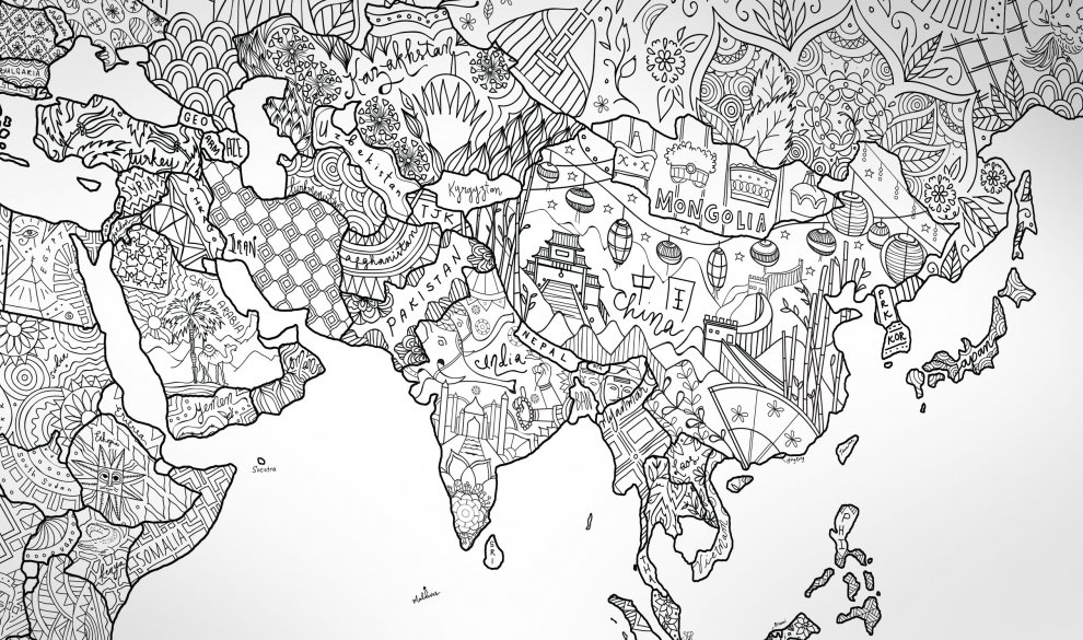 maps coloring pages map coloring pages to download and print for free coloring maps pages 1 2