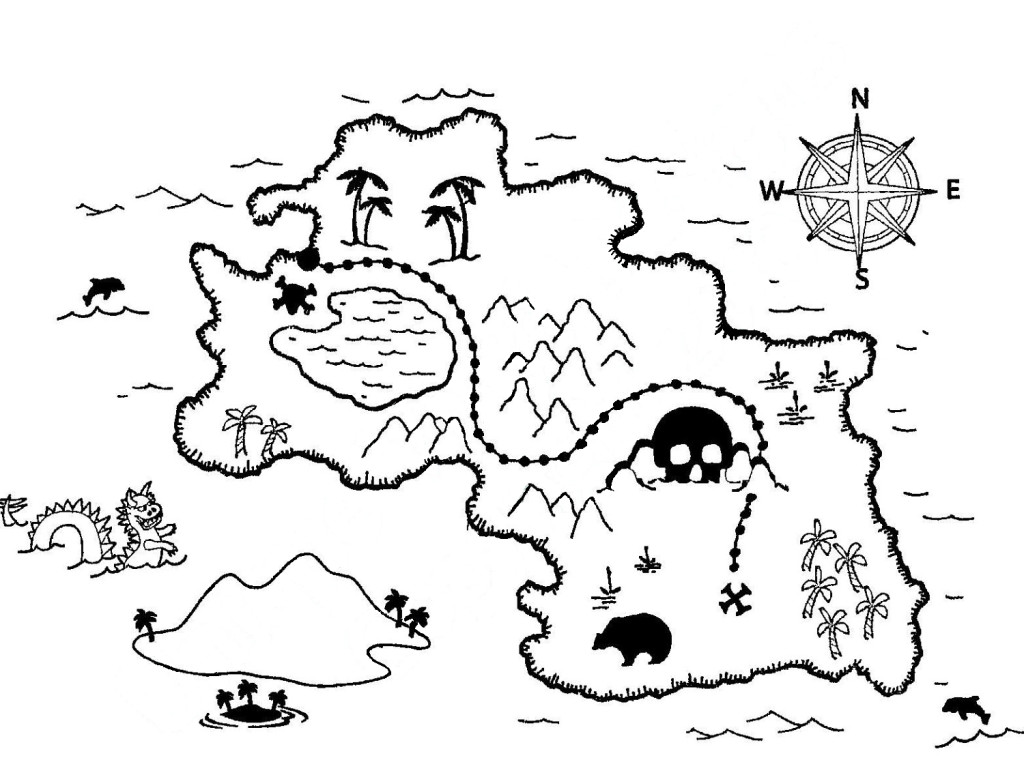 maps coloring pages treasure map coloring pages coloring pages to download pages coloring maps