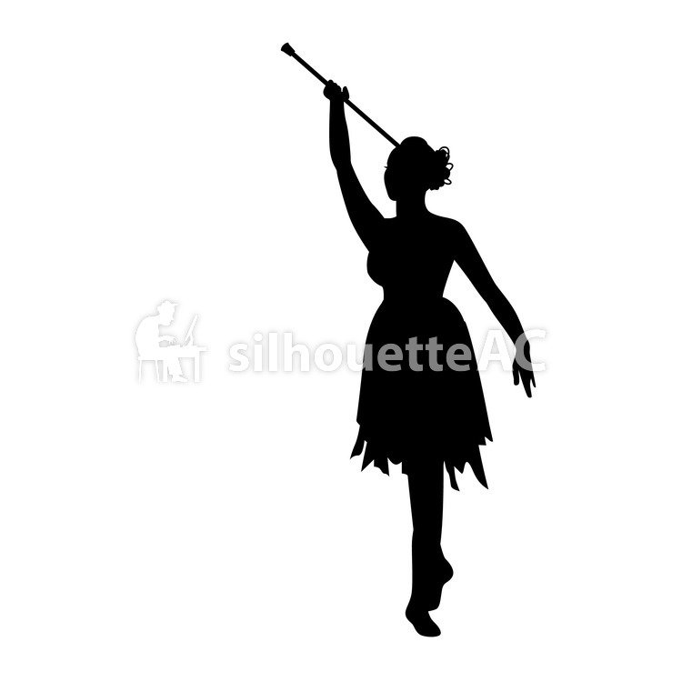 marching band silhouette marching band free silhouette vector silhouetteac silhouette marching band
