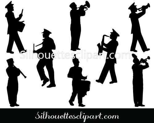 marching band silhouette marching band stock photos images pictures shutterstock marching silhouette band