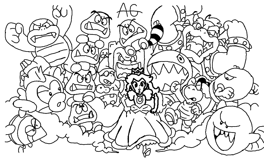 mario 3d world coloring pages coloring pages mario 3d world coloring home pages coloring mario 3d world