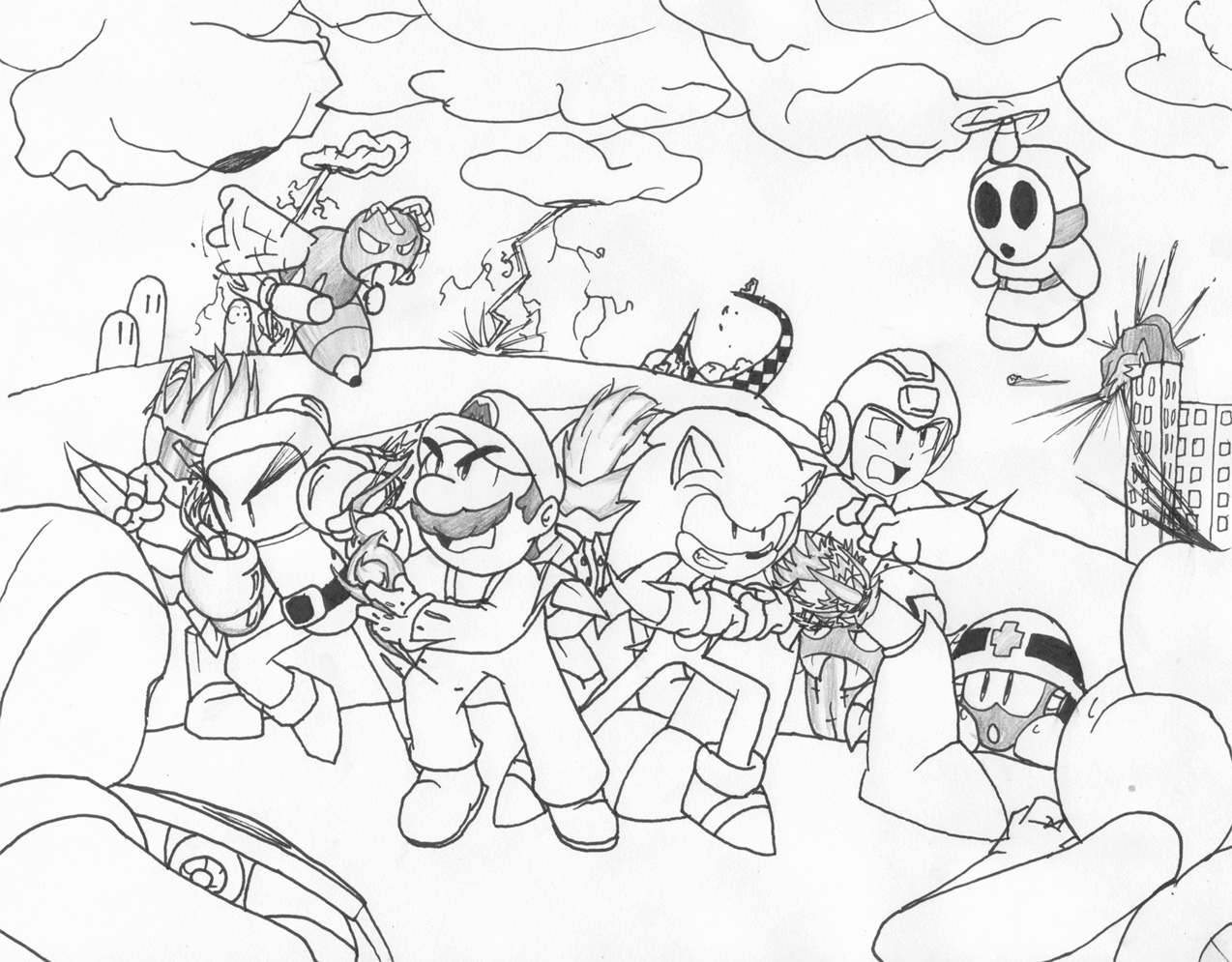mario and sonic coloring pages unforgettable coloring pages mario and sonic coloring and coloring sonic mario pages