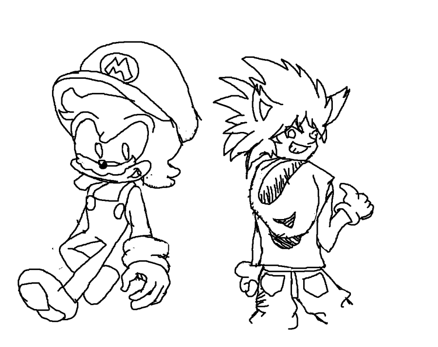 mario and sonic coloring pages unforgettable coloring pages mario and sonic coloring coloring mario and sonic pages