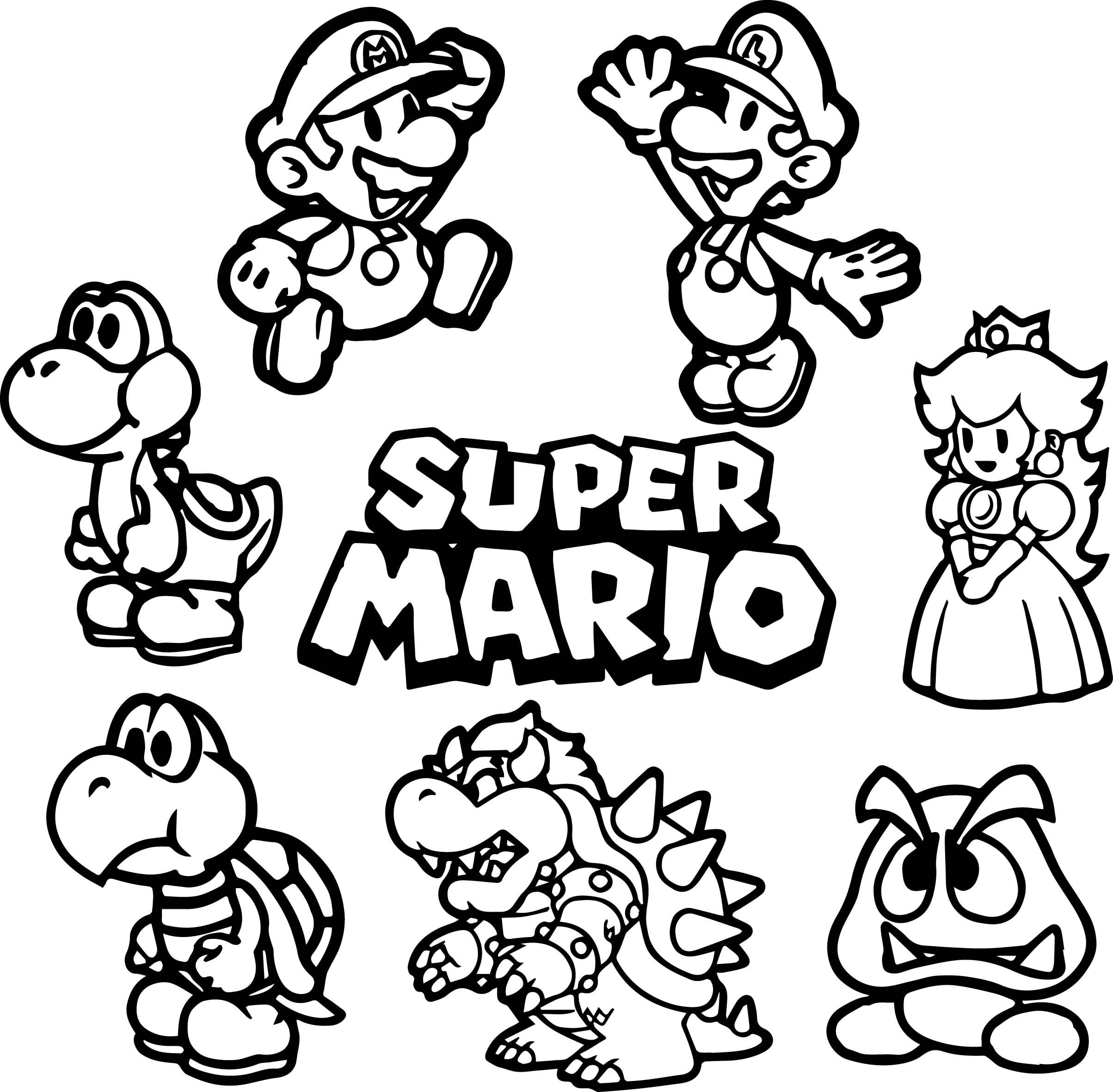 mario bro coloring pages mario coloring pages themes best apps for kids pages mario coloring bro
