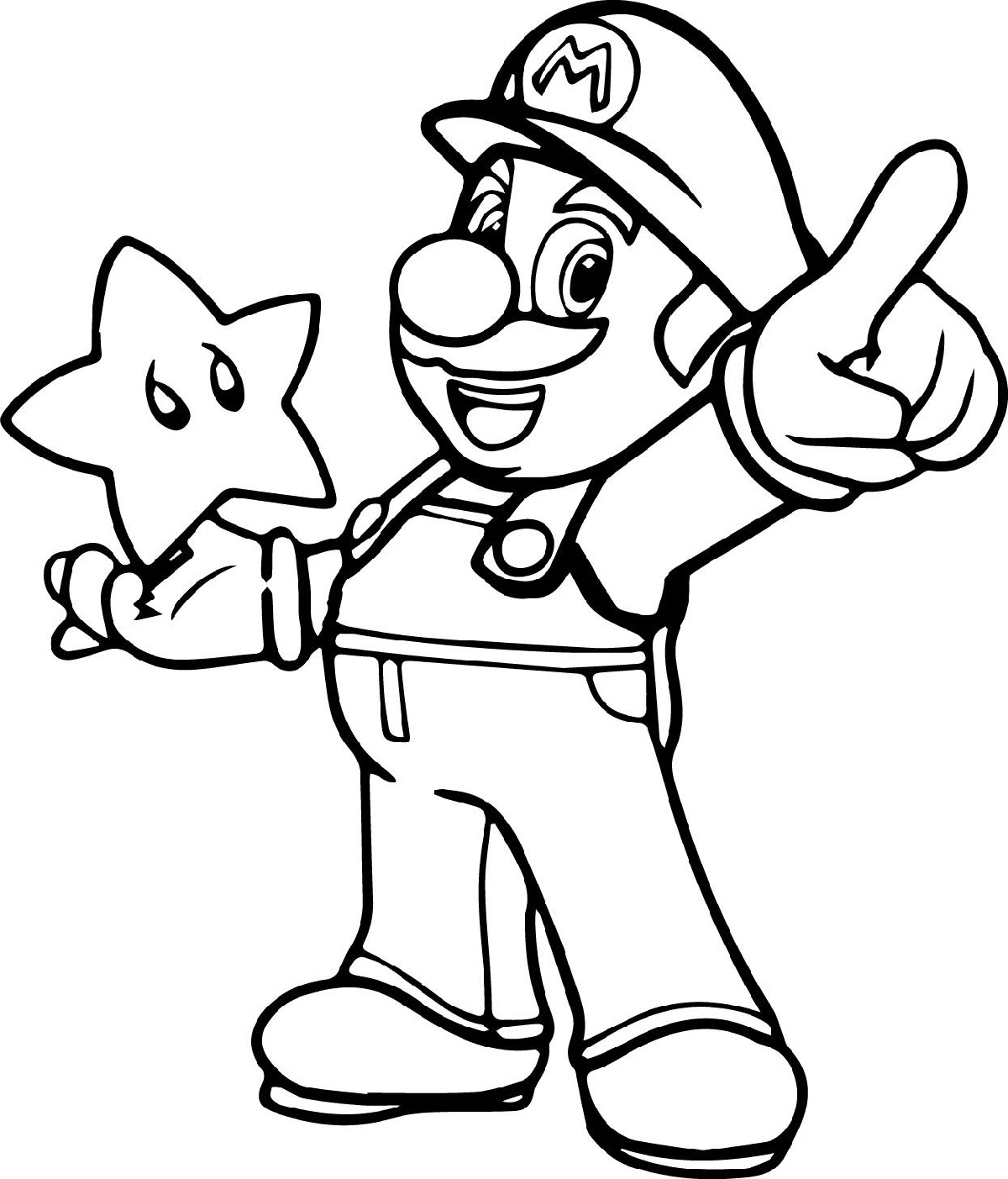 mario coloring book pages mario coloring pages black and white super mario coloring book pages mario