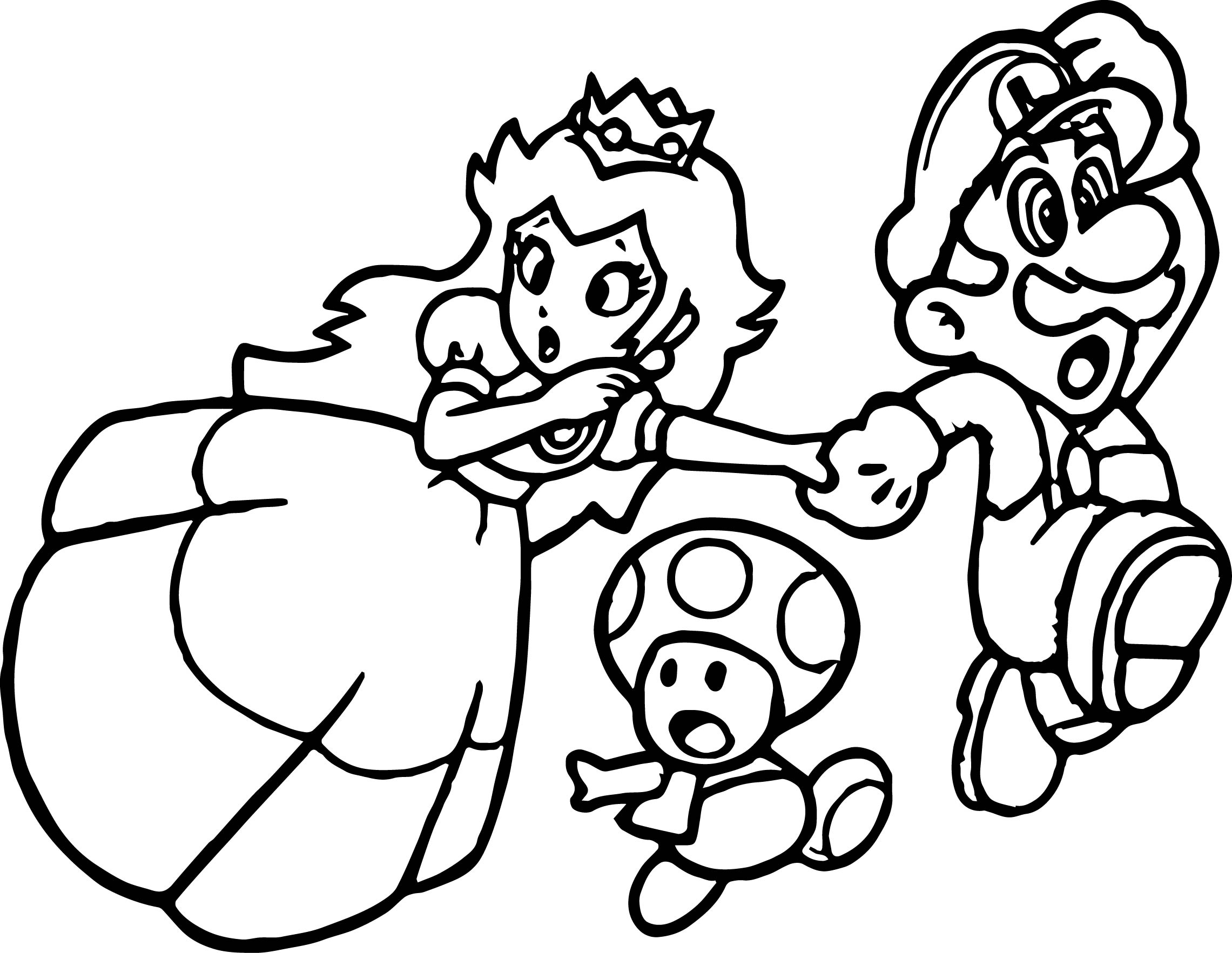 mario coloring book pages mario coloring pages free large images mario coloring pages book