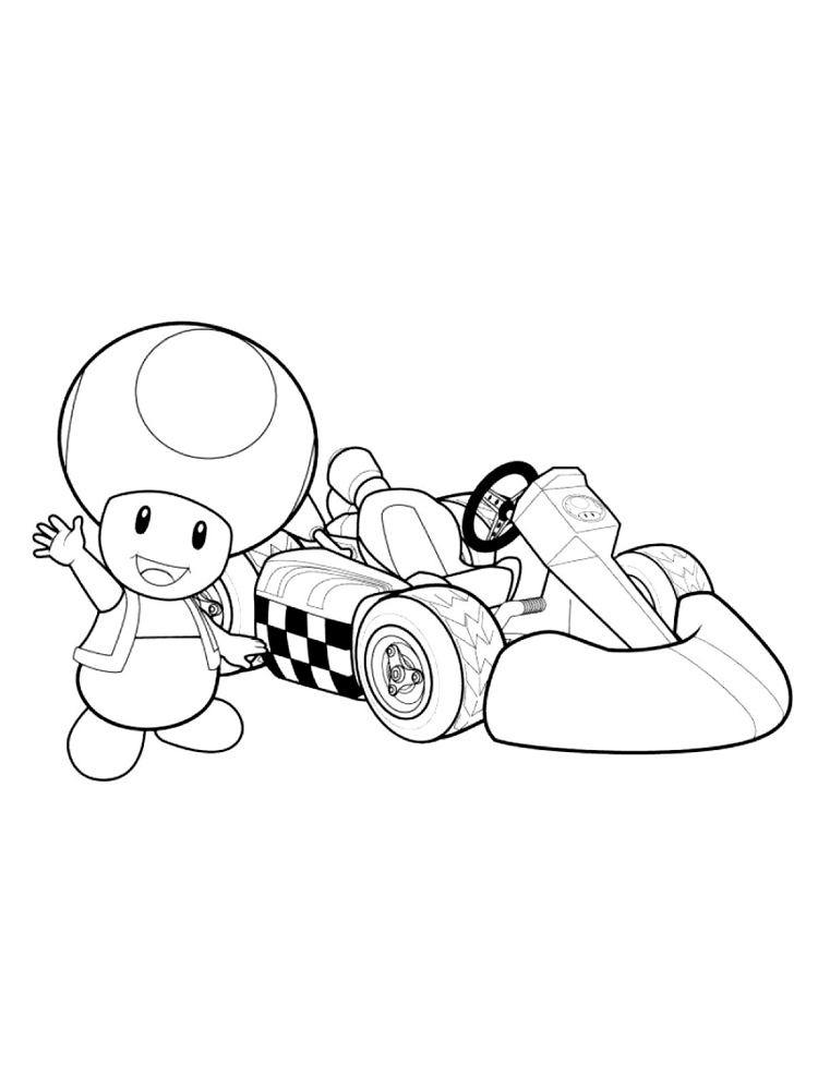 mario kart 7 coloring pages mario kart coloring pages free printable mario kart mario kart coloring pages 7