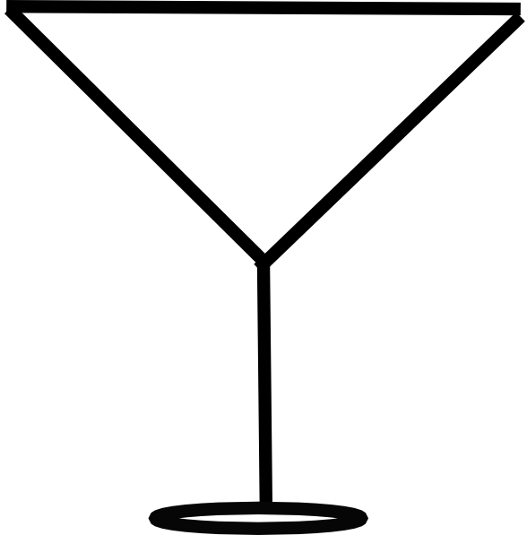 martini glass outline martini clipart outline martini outline transparent free martini glass outline