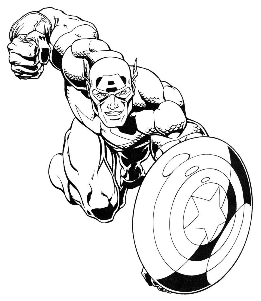 marvel pictures to colour marvel coloring pages best coloring pages for kids to pictures marvel colour