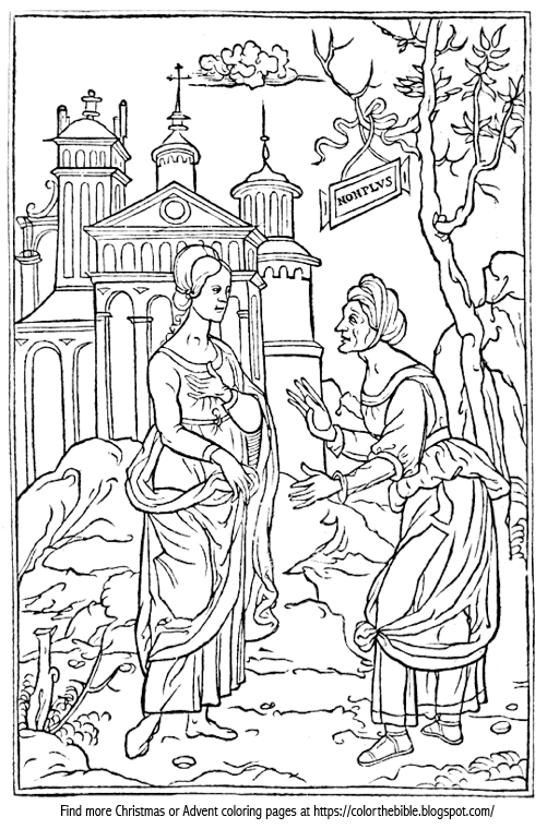 mary and elizabeth coloring pages mary and elizabeth coloring pages coloring pages and mary elizabeth