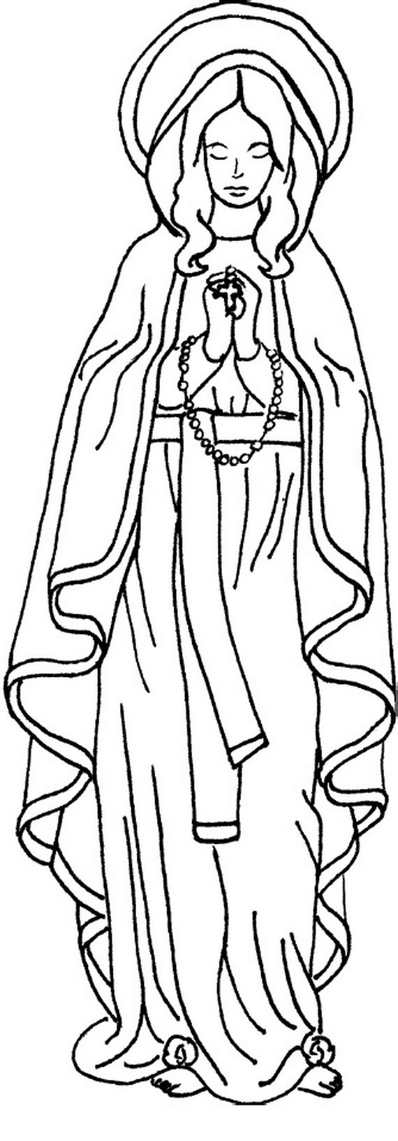 mary coloring pages 6 virgin mary coloring page coworksheets mary pages coloring