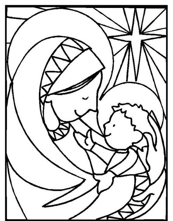 mary coloring pages coloring pages virgin mary of mercy coloring pages mary pages coloring