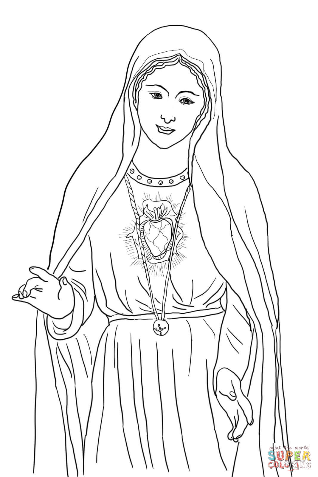 mary coloring pages free coloring page of mary the mother of god coloring home coloring mary pages