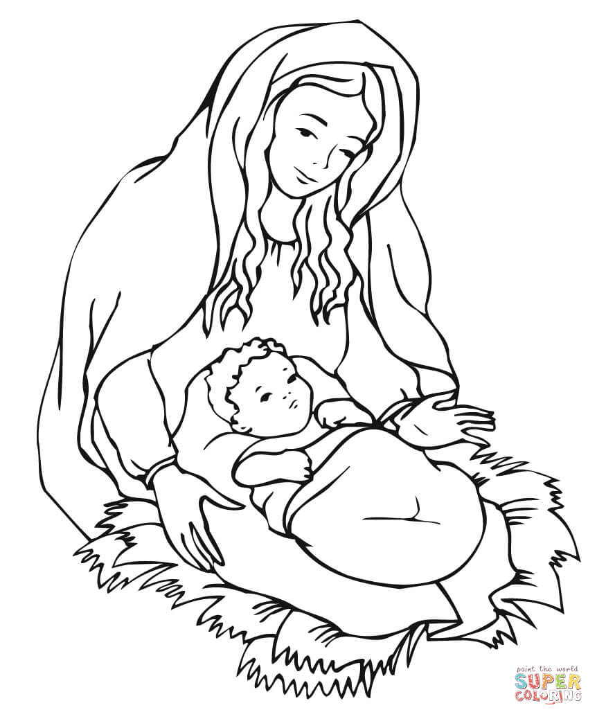 mary coloring pages mary mother of jesus coloring pages coloring home coloring mary pages