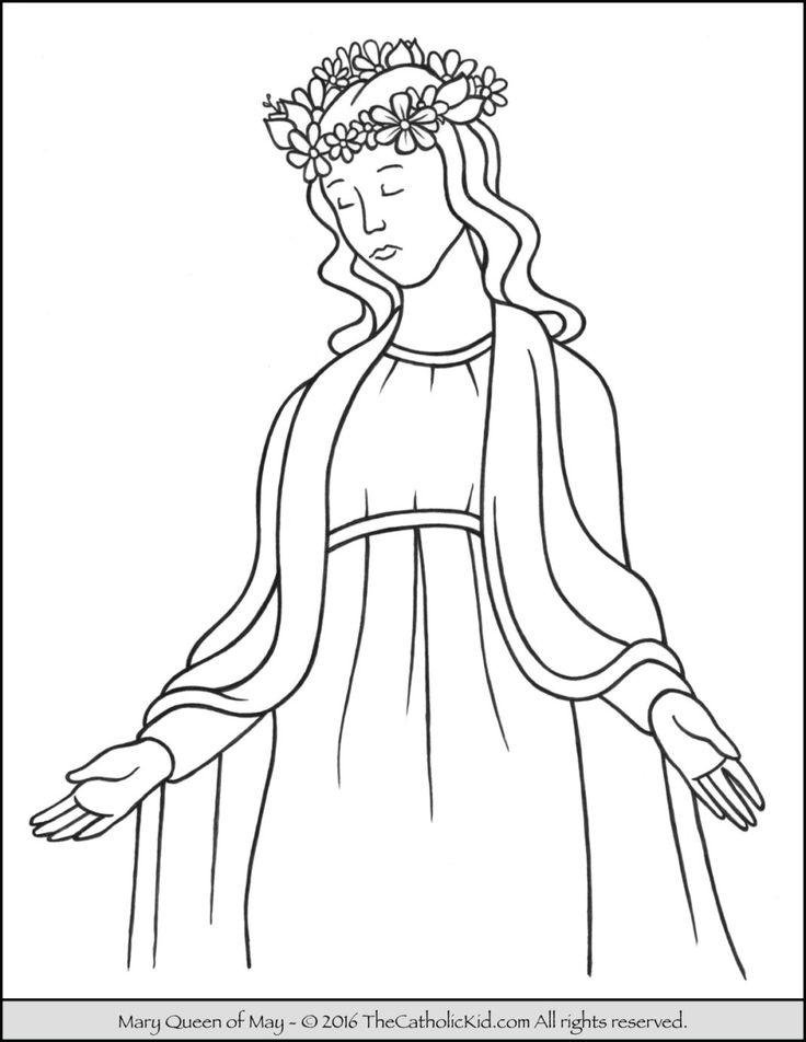mary coloring pages mother mary coloring books pages mary coloring