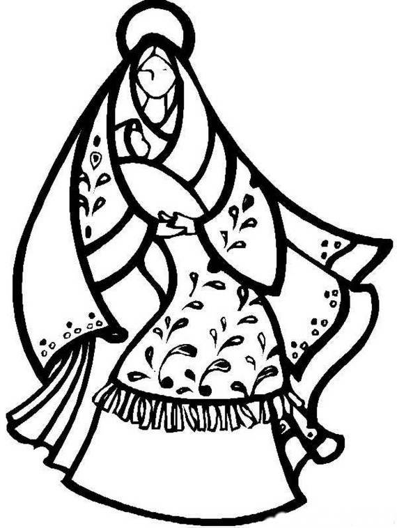 mary coloring pages the assumption of blessed virgin mary glorious mysteries coloring pages mary