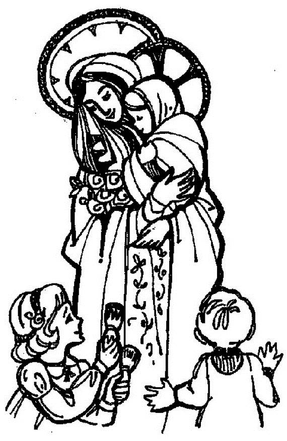 mary coloring pages virgin mary coloring pages coloring home pages mary coloring