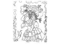 masterpiece coloring pages best collection arcimboldo da colorare disegni da masterpiece coloring pages