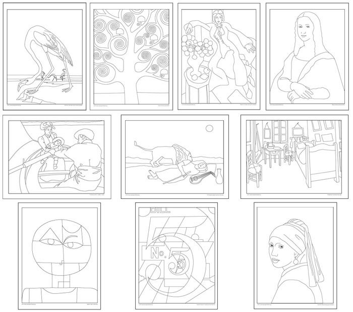 masterpiece coloring pages creative haven mosaic masterpieces coloring book masterpiece pages coloring