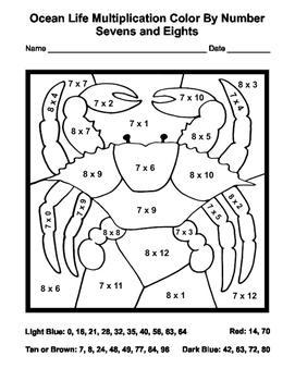 math multiplication coloring worksheets pdf insects multiplication color by number with images coloring math worksheets multiplication pdf