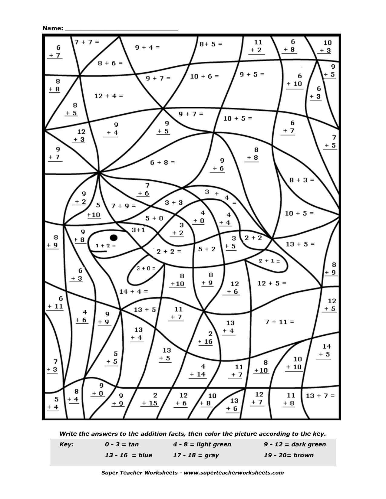math subtraction coloring worksheets halloween subtraction coloring sheet by wisteacher tpt coloring math subtraction worksheets