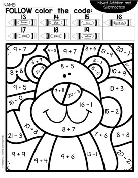 math subtraction coloring worksheets subtraction coloring pages coloring home math coloring worksheets subtraction