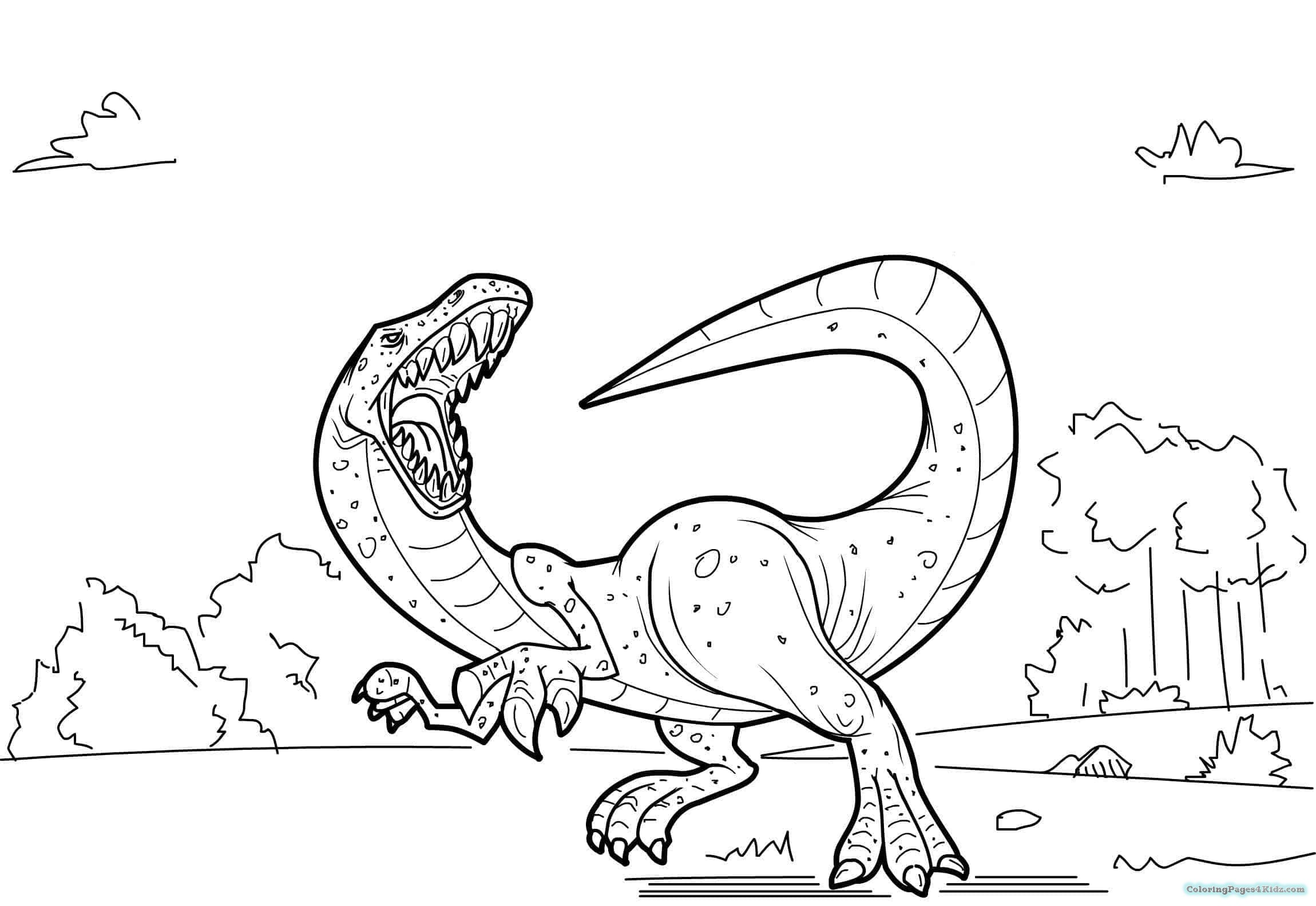 meat eating dinosaur coloring pages meat eating dinosaurs coloring pages t rex coloring eating dinosaur meat pages coloring