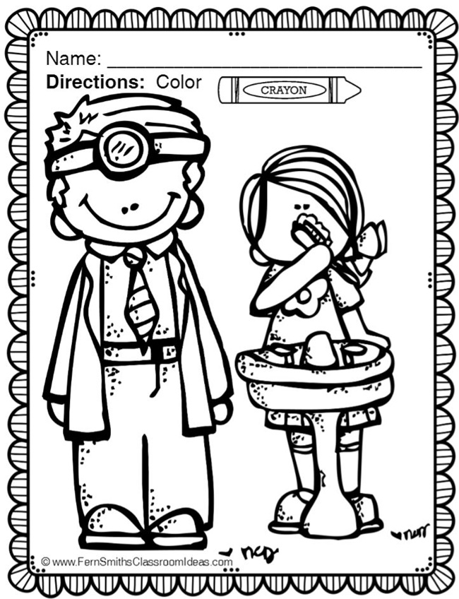 medical coloring sheets free coloring pages medical child colouring pages health coloring sheets medical